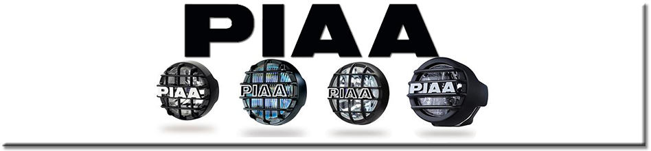 piaa lights, bulbs and accessories.